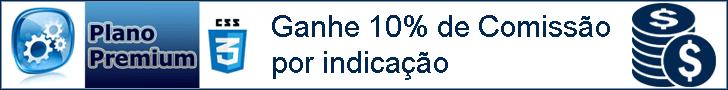 Desenvolvimento Web System Center Comissionamento de 10%